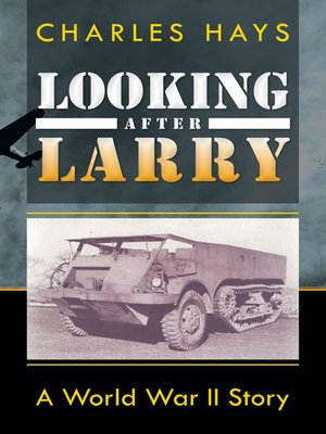 cover image of Looking After Larry