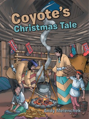 cover image of Coyote's Christmas Tale