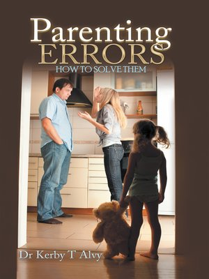 cover image of Parenting Errors