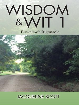 cover image of Wisdom & Wit 1