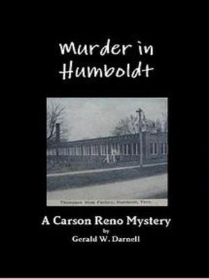 cover image of Murder in Humboldt