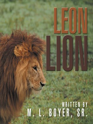 cover image of Leon Lion