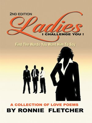 cover image of Ladies, I Challenge You!