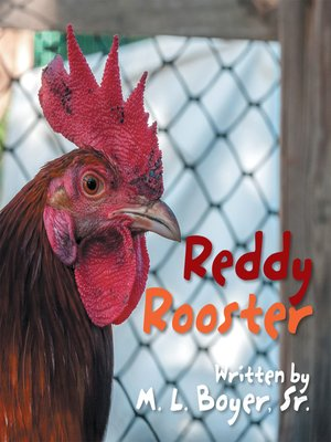 cover image of Reddy Rooster