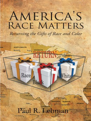 cover image of America's Race Matters