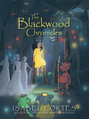 cover image of The Blackwood Chronicles