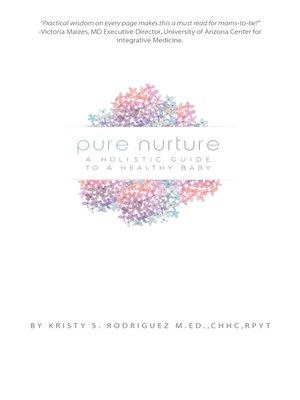 cover image of Pure Nurture