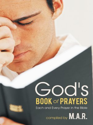 cover image of God's Book of Prayers