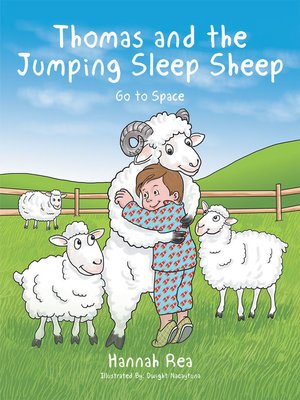 cover image of Thomas and the Jumping Sleep Sheep