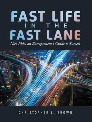 cover image of Fast Life in the Fast Lane