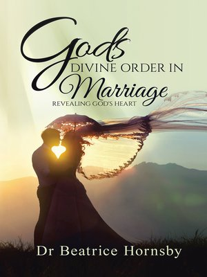 cover image of God's Divine Order in Marriage . . .