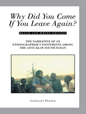 cover image of Why Did You Come If You Leave Again?