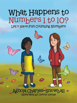 cover image of What Happens to Numbers 1 to 10?
