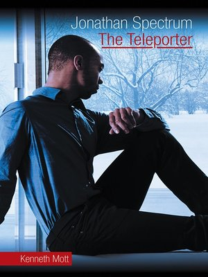cover image of Jonathan Spectrum the Teleporter
