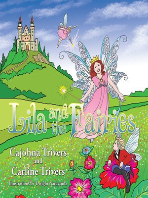 cover image of Lila and the Fairies