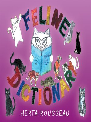 cover image of Feline Dictionary