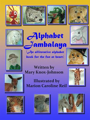 cover image of Alphabet Jambalaya