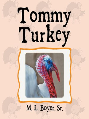 cover image of Tommy Turkey