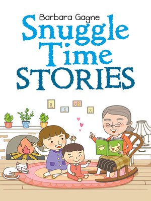 cover image of Snuggle Time Stories
