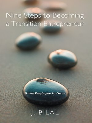cover image of Nine Steps To Becoming A Transition Entrepreneur