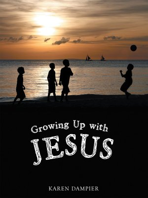 cover image of Growing Up with Jesus