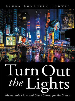 cover image of Turn out the Lights