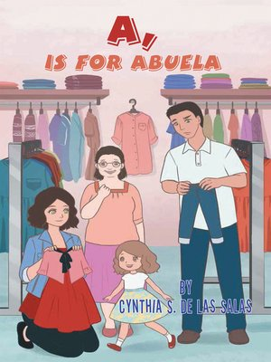 cover image of A, Is for Abuela