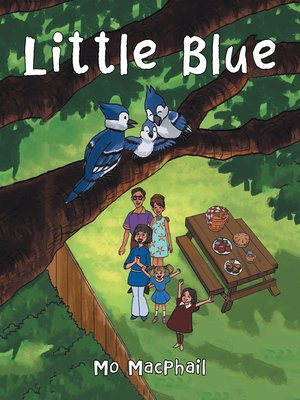 cover image of Little Blue
