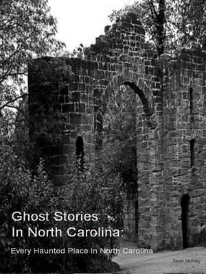 cover image of Ghost Stories In North Carolina