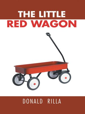 cover image of The Little Red Wagon