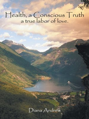 cover image of Health, a Conscious Truth
