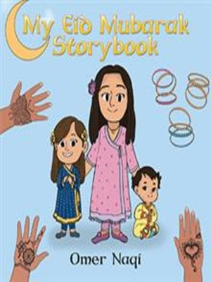 cover image of My Eid Mubarak Storybook