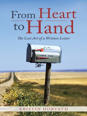 cover image of From Heart to Hand