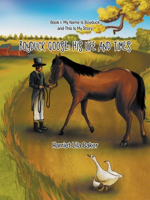 cover image of Boyduck Goose