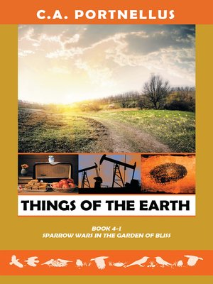 cover image of Things of the Earth