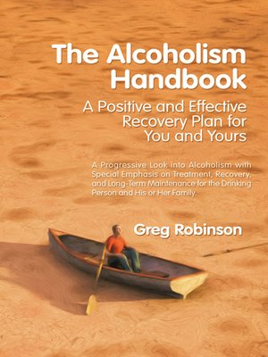 cover image of The Alcoholism Handbook