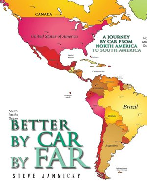 cover image of Better by Car by Far
