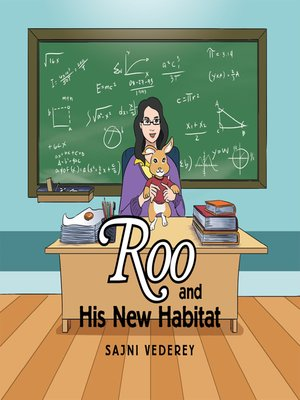 cover image of Roo and His New Habitat