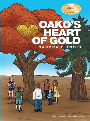 cover image of Oako's Heart of Gold