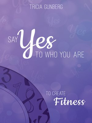 cover image of Say Yes to Who You Are to Create Fitness