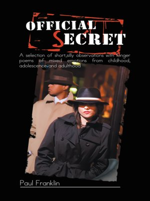 cover image of Official Secret