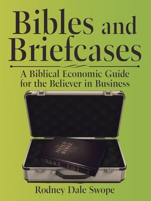cover image of Bibles and Briefcases