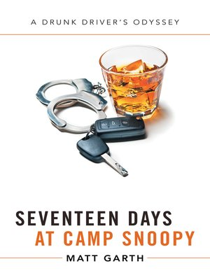 cover image of Seventeen Days at Camp Snoopy