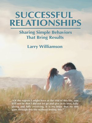 cover image of Successful Relationships