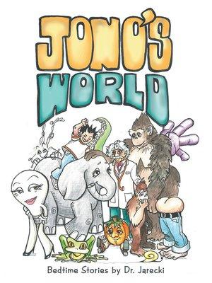 cover image of Jono's World