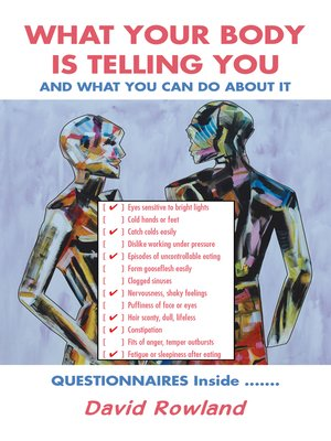 cover image of What Your Body Is Telling You