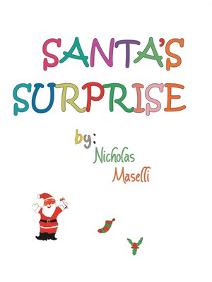 cover image of Santa's Surprise