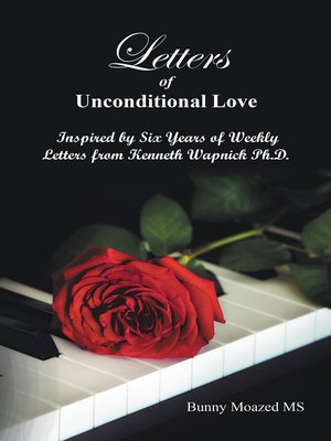 cover image of Letters  of Unconditional Love
