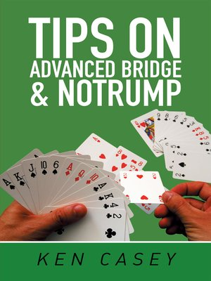 cover image of Tips on Advanced Bridge & Notrump