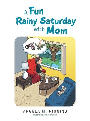 cover image of A Fun Rainy Saturday with Mom